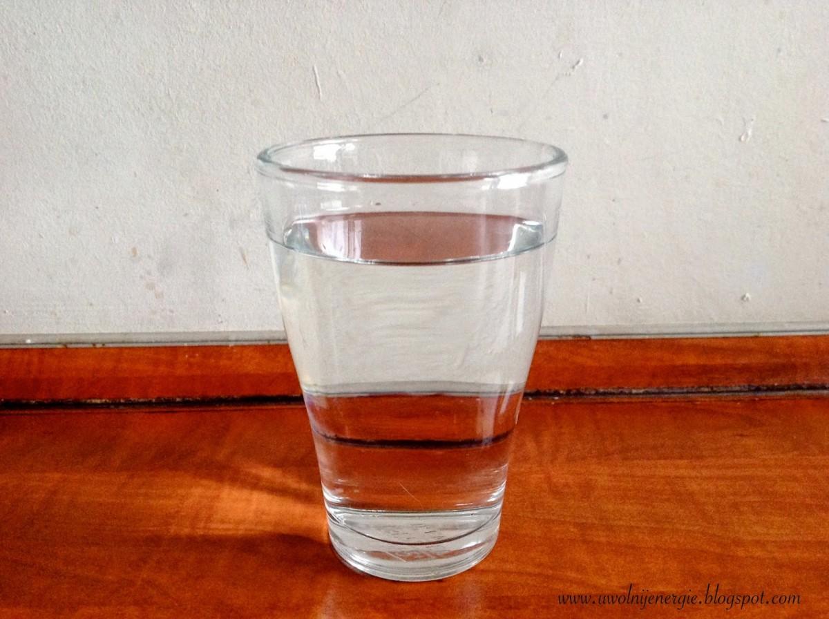 Dlaczego woda smakowa to nie woda?