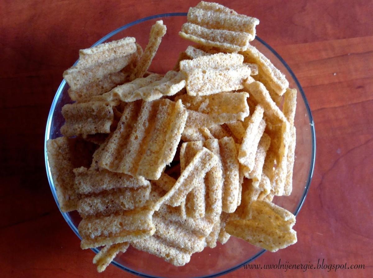 Chipsy wielozbożowe – jak bardzo są podobne do pączka?