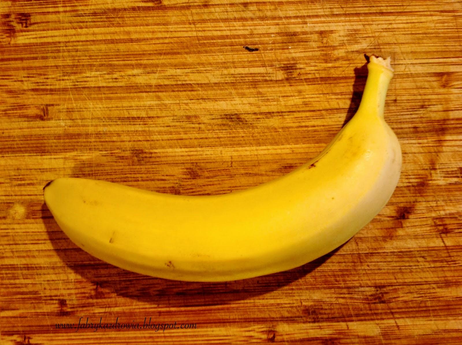 100 produktów, które musisz mieć w domu #14 – banany i węglowodany nie tuczą!
