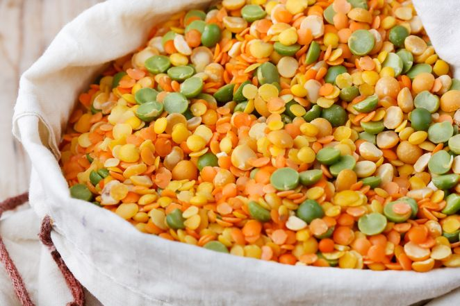 TOP 100 produktów #24 – soczewica i obsługa warzyw strączkowych