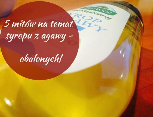 syrop z agawy czy jest zdrowy