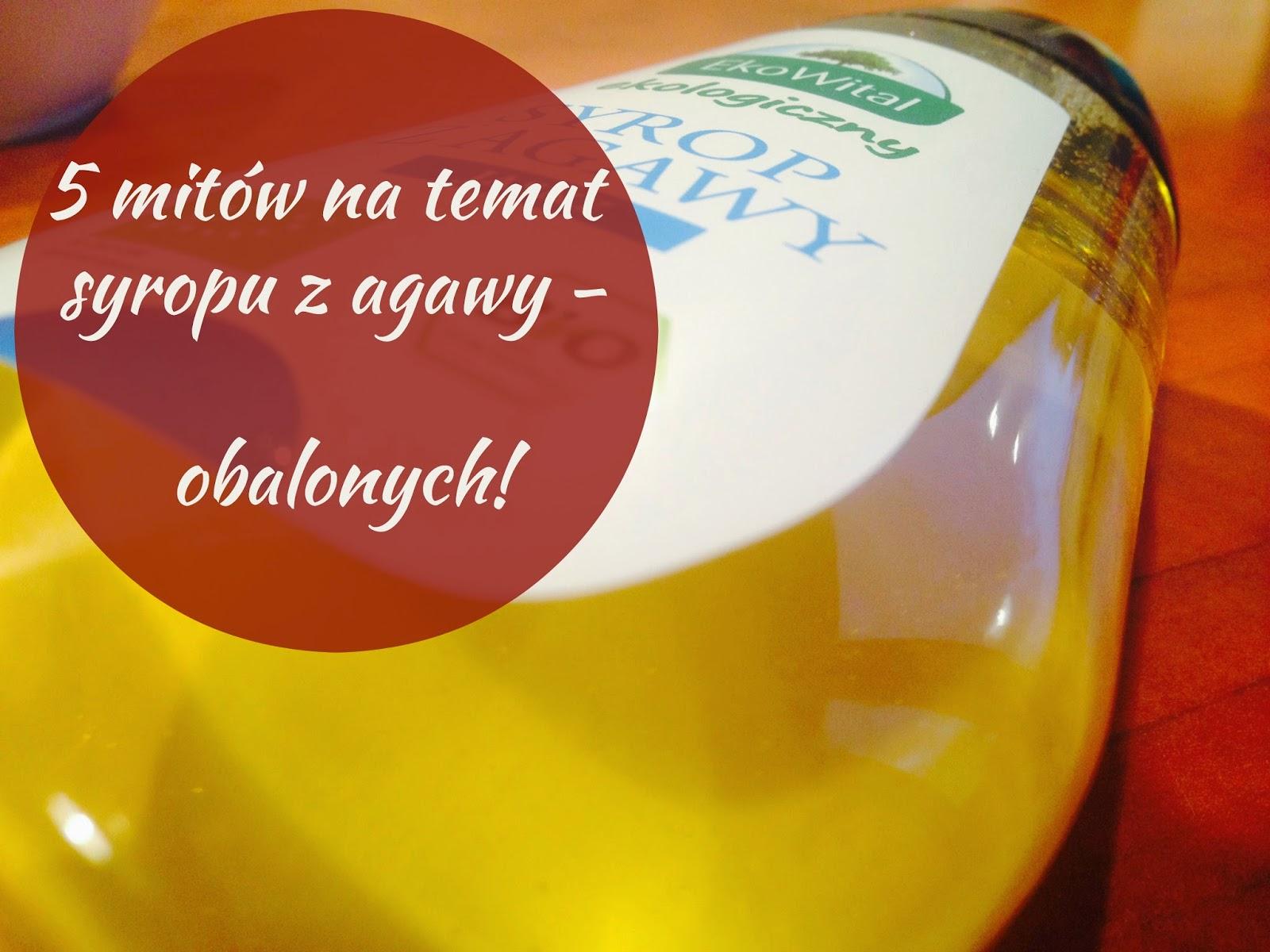 Syrop z agawy – cukier doskonały?