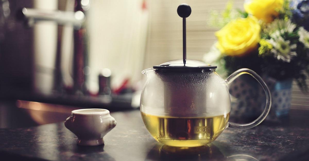 Herbata zielona nie odchudza?