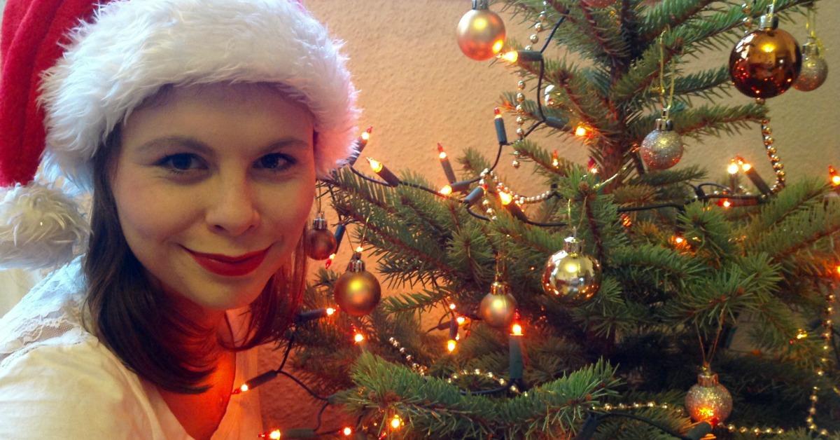 Życzenia świąteczne i mały prezent na święta
