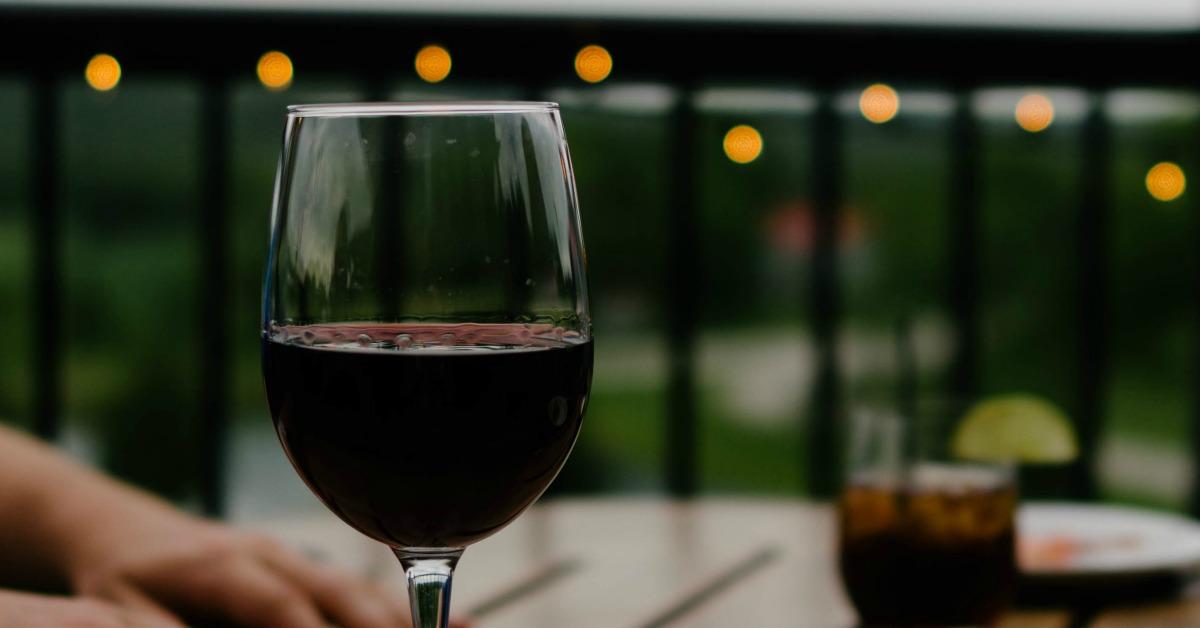 Wino – najlepszy z alkoholi?