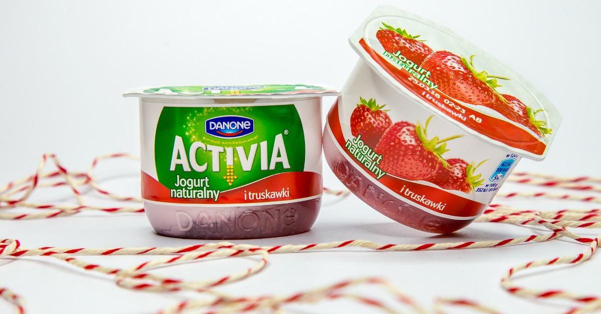 Activia jogurt naturalny i owoce – czyli jak z jogurtu owocowego zrobić naturalny