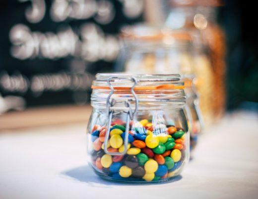 jak jeść mniej słodyczy