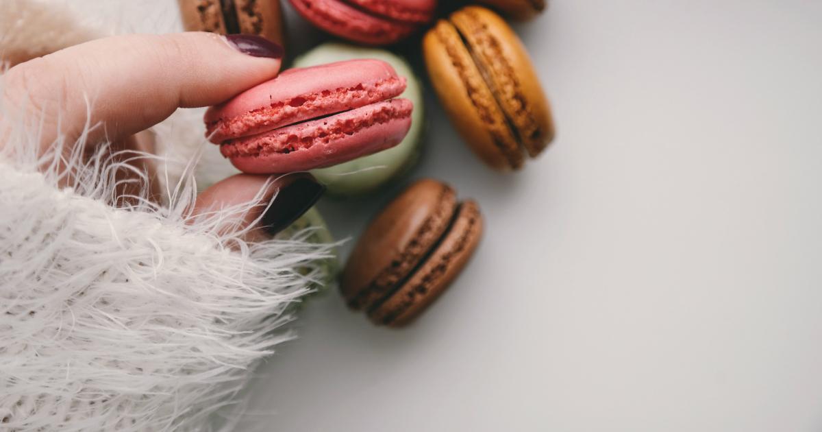 Czy słodycze to prawdziwa przyjemność?