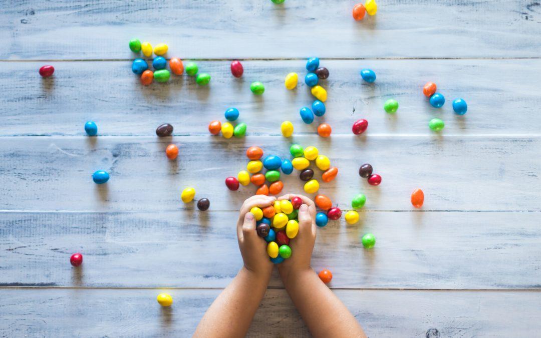Nie chcę przestać jeść słodyczy!