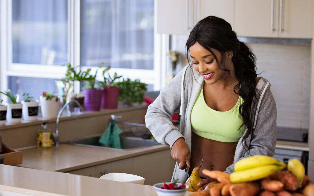 Pięć filarów zdrowego odżywiania